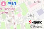 Схема проезда до компании КБ МСБ в Москве