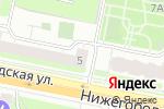 Схема проезда до компании Vital rays в Москве