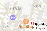 Схема проезда до компании Орлан-Принт в Москве