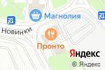 Схема проезда до компании Пьяный рак в Москве