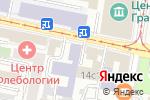 Схема проезда до компании Центр защиты автострахователей в Москве