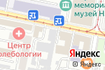 Схема проезда до компании СВ-плюс в Москве