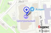 Схема проезда до компании ДЕТСКИЙ СПОРТИВНЫЙ КЛУБ ЛАУРУС в Москве