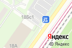 Схема проезда до компании Автстоянка №236 в Москве