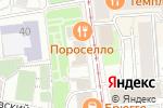 Схема проезда до компании Lorents Studio Marketing в Москве