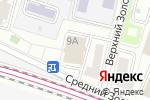 Схема проезда до компании Центроспас в Москве