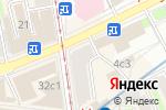 Схема проезда до компании Робобанда в Москве