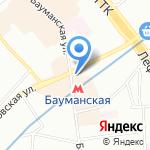 НПП ИНЖПРОЕКТ на карте Москвы