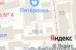 Схема проезда до компании Справки.ру в Москве