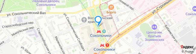 Сокольническая площадь