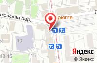 Схема проезда до компании Издательский Дом «Фантазия» в Москве
