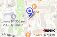 Схема проезда до компании АВТОЛОМБАРД ВИТАН-2 в Москве