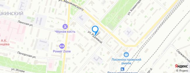 улица Рудневой