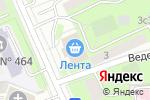 Схема проезда до компании Пуговка в Москве
