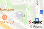 Схема проезда до компании Детский сад №2091 в Москве