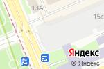 Схема проезда до компании Big-Pie в Москве
