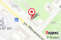 Схема проезда до компании Экстрим в Астрахани