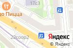 Схема проезда до компании Swisscooling в Москве