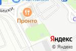 Схема проезда до компании Шиномонтажная мастерская на Кленовом бульваре в Москве