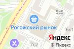 Схема проезда до компании Order & Prosperity в Москве
