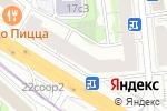 Схема проезда до компании Тануки в Москве