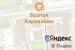 Схема проезда до компании Алаверды в Москве