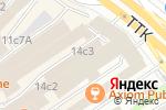 Схема проезда до компании Green Premium в Москве
