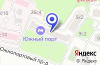 Схема проезда до компании ТД ККТ в Москве