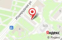 Схема проезда до компании Ликорн в Москве