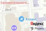 Схема проезда до компании Алпина Тур в Москве