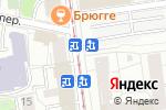 Схема проезда до компании Дары Белоруссии в Москве