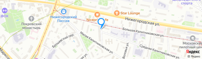Нижегородский переулок