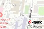 Схема проезда до компании ТРИУМП БИРИНГ в Москве