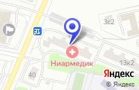 Схема проезда до компании МЕДИЦИНСКИЙ ЦЕНТР ВИТА-КОНТАКТ в Москве