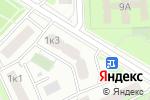 Схема проезда до компании Masura в Москве