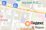 Схема проезда до компании Траст Капитал Компани в Москве