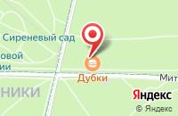 Схема проезда до компании Союзагросервис в Москве