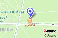 Схема проезда до компании ПТФ АНУИР в Москве