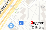 Схема проезда до компании Шиномонтаж от дяди Жени в Москве