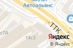 Схема проезда до компании StarCreative в Москве