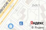 Схема проезда до компании ППР ЭКСПЕРТ в Москве