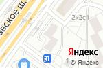 Схема проезда до компании Блок-Забор.RU в Москве