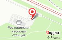 Схема проезда до компании Евроконсалт в Москве