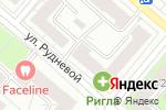 Схема проезда до компании Бирлога в Москве