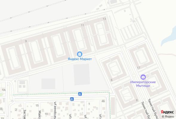 продажа квартир Императорские Мытищи