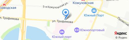 Гранд ККТ на карте Москвы