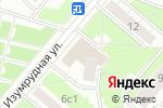 Схема проезда до компании Магазин светотехники в Москве
