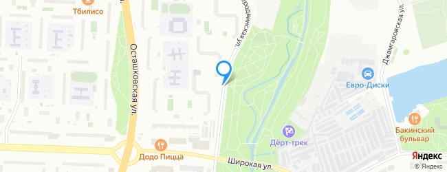 Северодвинская улица