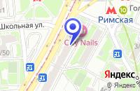 Схема проезда до компании МАГАЗИН ОБУВИ EL DANTES в Москве