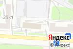 Схема проезда до компании Альт Трейд в Москве